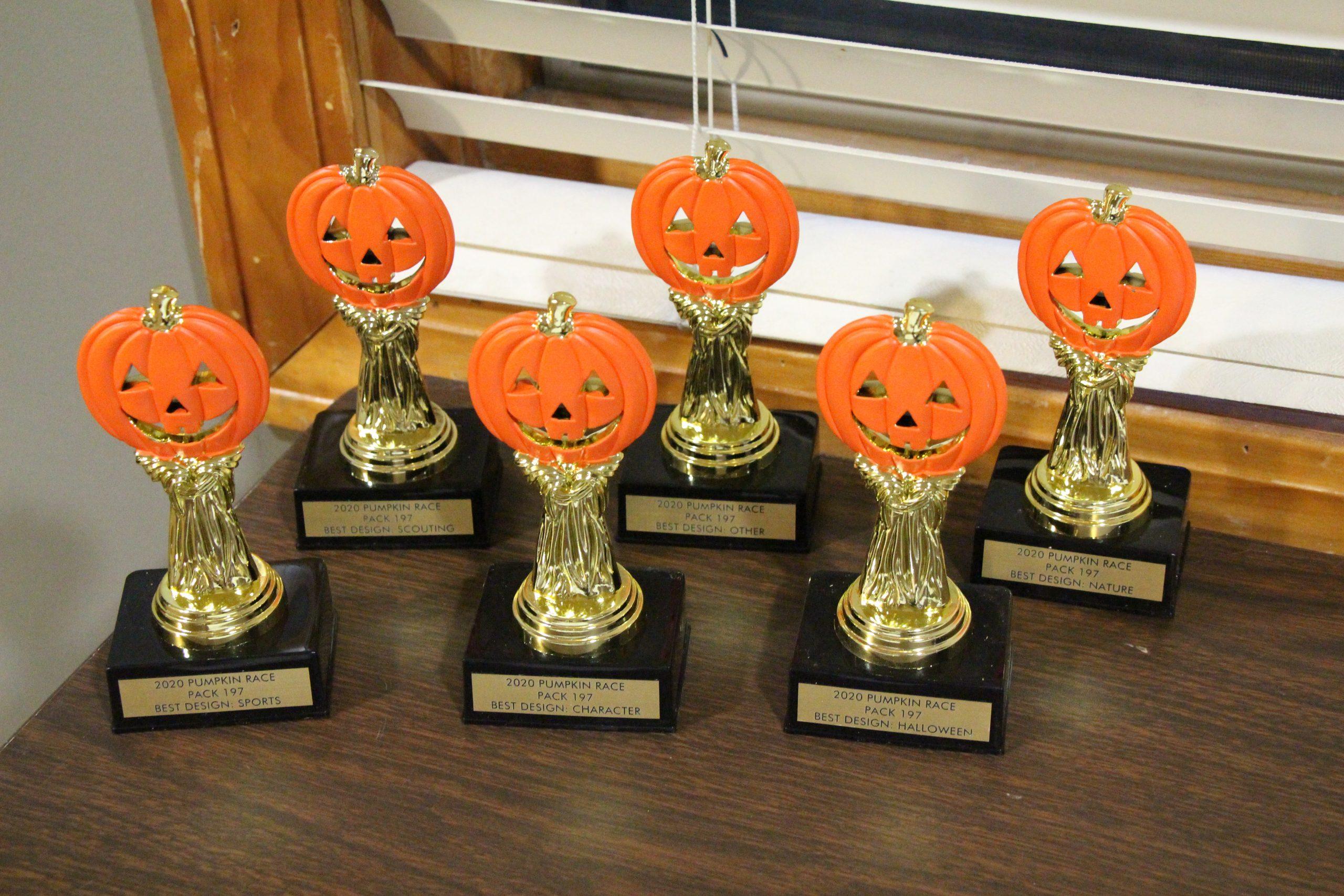 2021 – Pumpkin Race Info